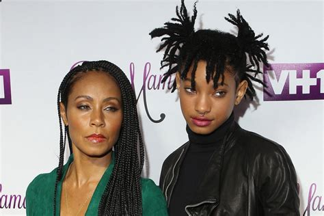 willow smith tupac jada pinkett smith teams up with daughter willow for new