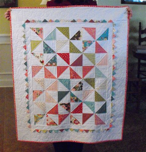 quilt pattern pinwheel free pinwheel baby quilt for new granddaughter