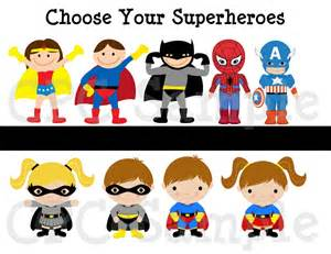 free download superhero birthday party invitations
