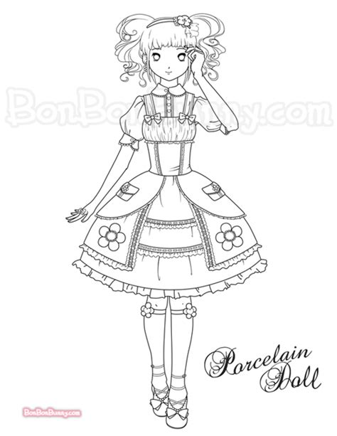 porcelain doll drawing rag doll drawings images