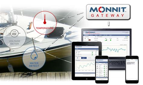 boat monitoring wireless protect and monitor your boat with the iot and monnit