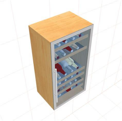 pro100 wine cabinet customcabinetsoftware