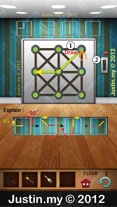 100 Floors Annex Level 9 Walkthrough by 100 Floors Annex Walkthrough For Iphone Ipod