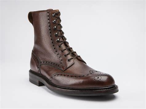 crockett jones bond skyfall shoes brogue boot