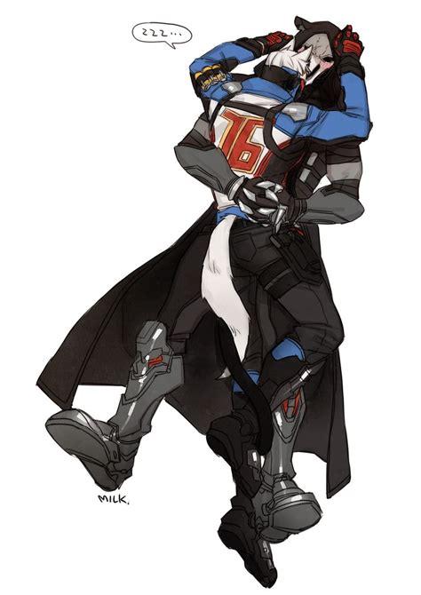 Keychain Soldier 76 Overwatch soldier 76 reaper cat au overwatch soldier 76 and overwatch