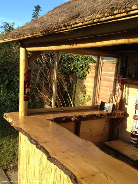 Shed Tiki Bar by Tiki Bar Pub Entertainment From West Mersea Essex Owned
