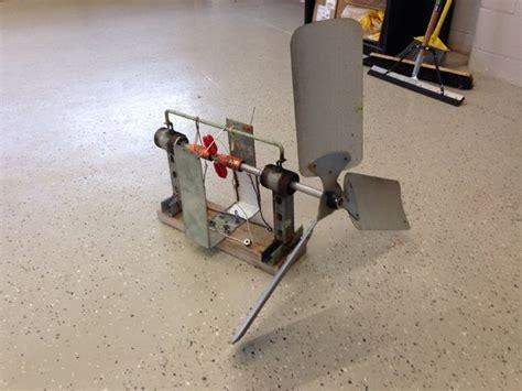 dc motor generator