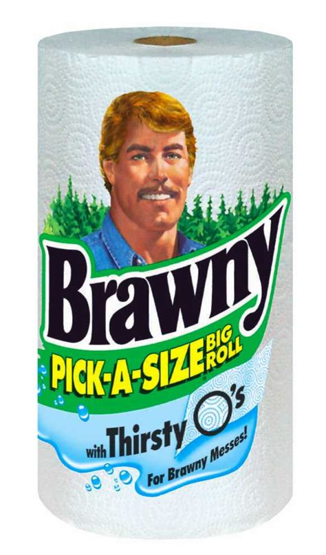 Who Makes Brawny Paper Towels - edition 1 brawny in praise of imaginary