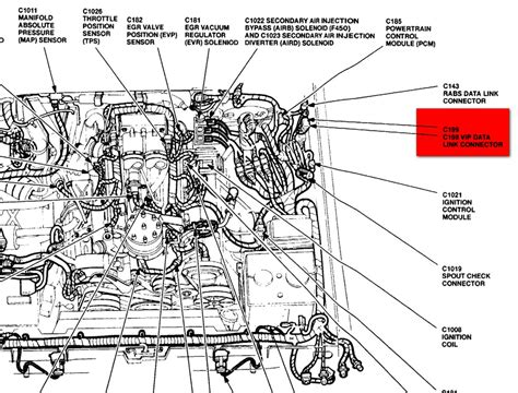 1997 ford f250 parts diagram 1997 ford f 250 fuel system wiring diagram ford auto