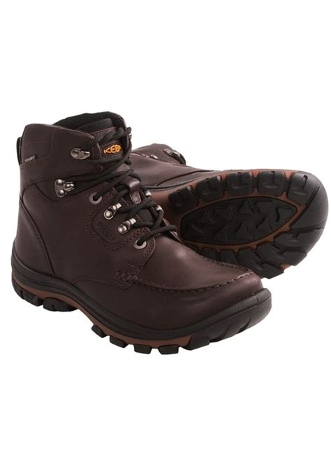 keen mens boots sale keen keen nopo boots waterproof leather for