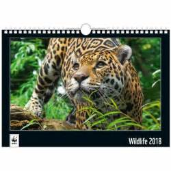 Calendar 2018 Wwf Wwf Wildlife Kalender 2018 Wwf Shop