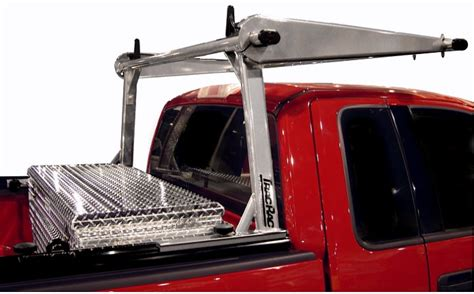 Box Truck Rack System by Tracrac Truck Rack With Cantilever