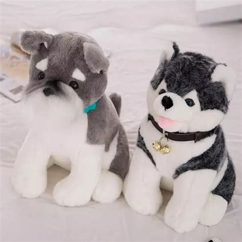 Boneka Puppies by Buy Grosir Mainan Anak Anjing Schnauzer From China