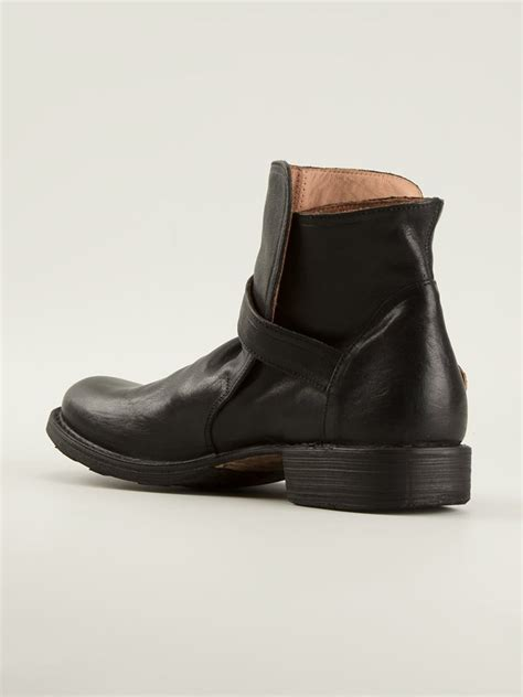 mens fiorentini and baker boots fiorentini baker 752 eternity boots in black for lyst