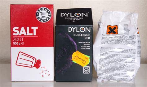 hema textielverf diy dip dye met dylon textielverf beautylab nl