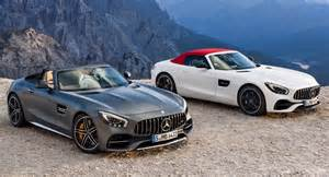 Mercedes Gt Price Mercedes Uk Prices New Amg Gt Roadster Gt R