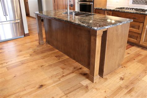 kitchen islands with legs two trends that are showing up in all of our custom
