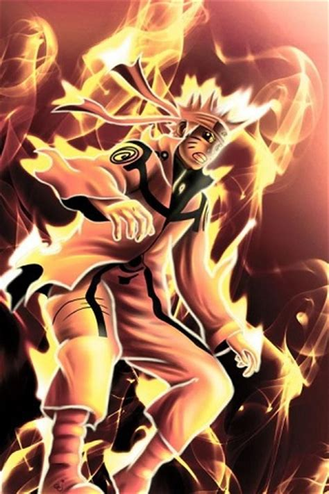 Free HD Wallpaper Naruto Kyubi Mode APK Download For