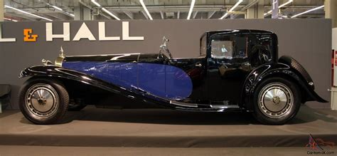 bugatti royale bugatti type 41 royale car classics
