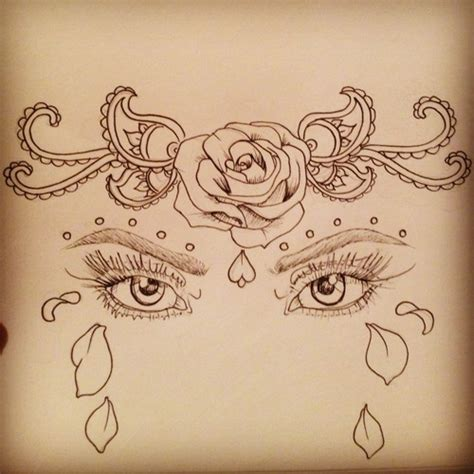 eye tattoos and designs page 49