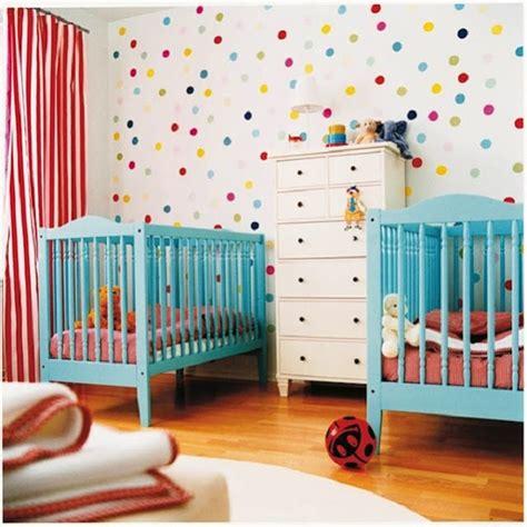 decoracion habitacion bebes mellizos dormitorios para bebes gemelos o mellizos