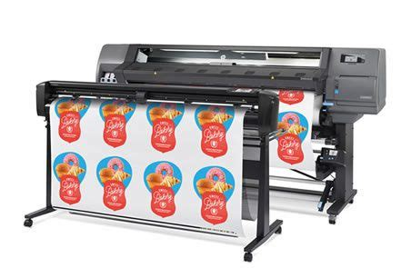 hp latex 335 printer 64 inch 1 63m 775ml cartridges hp latex 335 a d young