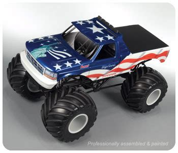 toy bigfoot monster truck monster truck toys bigfoot