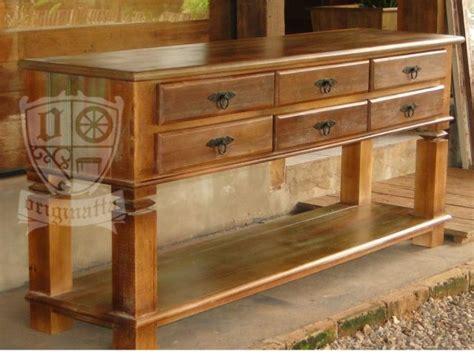aparador rustico de madeira aparador r 250 stico aparador r 250 stico criado mesa