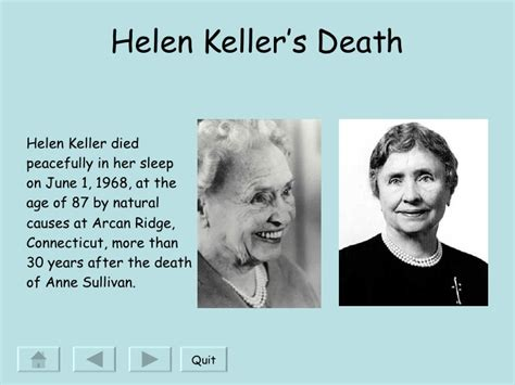 helen keller biography death clancy tucker s blog 4 april 2016 helen keller