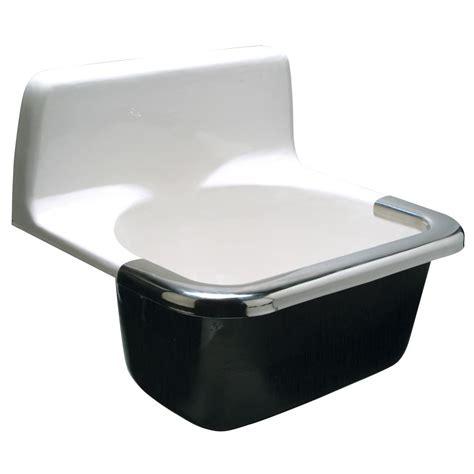 Service Sinks by Zurn 24 In X 20 In Custodial Floor Service Sink Z5898