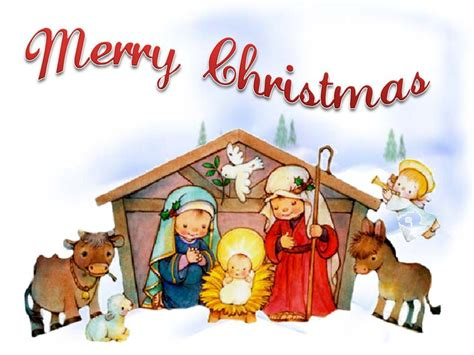merry christmas angel nativity cute jesus  nativity scenes pinterest
