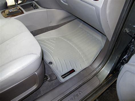 Hyundai Santa Fe Floor Mats by Weathertech Floor Mats For Hyundai Santa Fe 2010 Wt462981