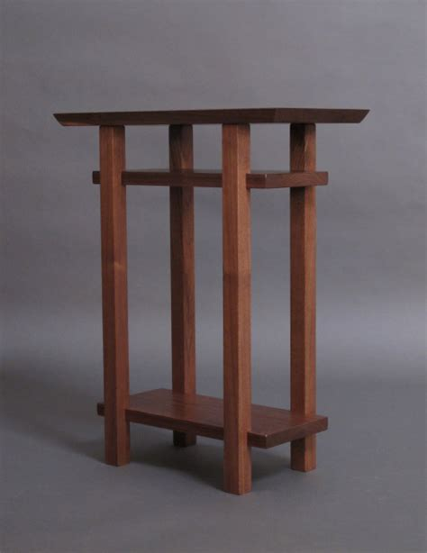 Handmade End Tables - solid wood furniture new designs handmade custom tables