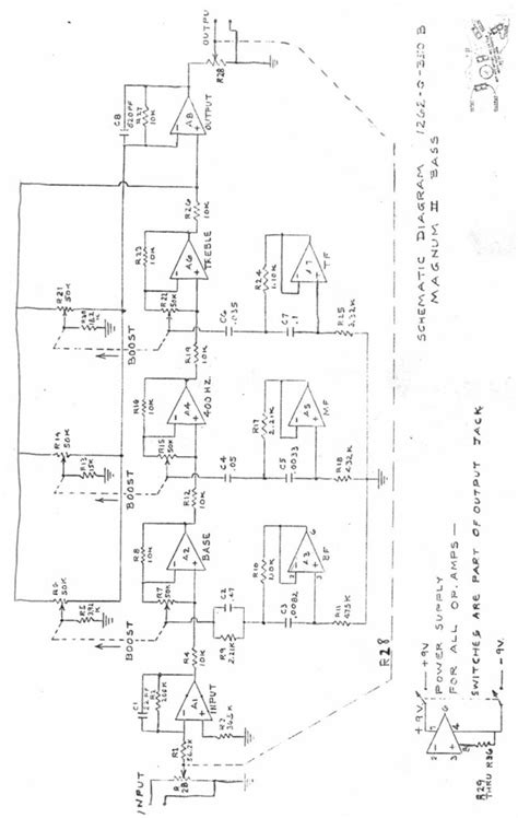ovation guitar wiring diagram free wiring
