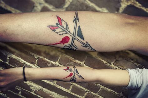 archery tattoos arrow tattoos designs ideas and meaning tattoos for you