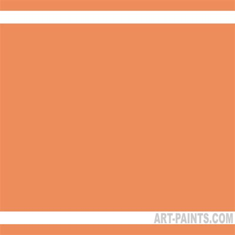 Peach Color by Peach Artists Paintstik Oil Paints Series 2 Peach