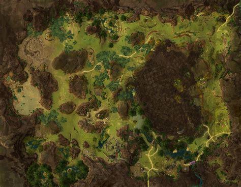 Bisban List by Terres Sauvages De Brisban Carte Interactive Guild Wars