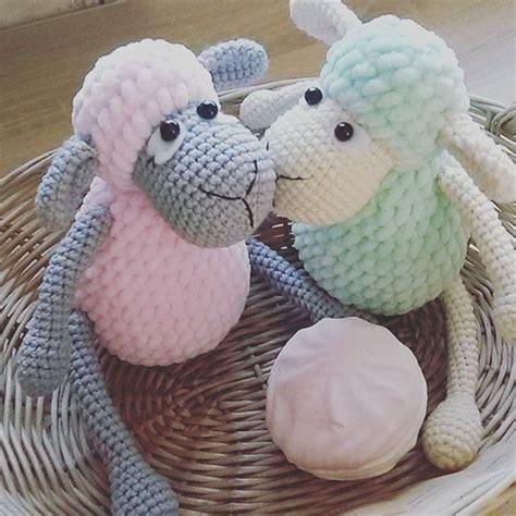 amigurumi lamb pattern free amigurumi sheep plush toy free crochet pattern free