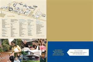Westfield State University Campus Map by Continuing Education Marketing Collateral Viewbook Design