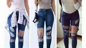 moda zima 2016 2017 moda 2016 outfits con jeans juvenil youtube