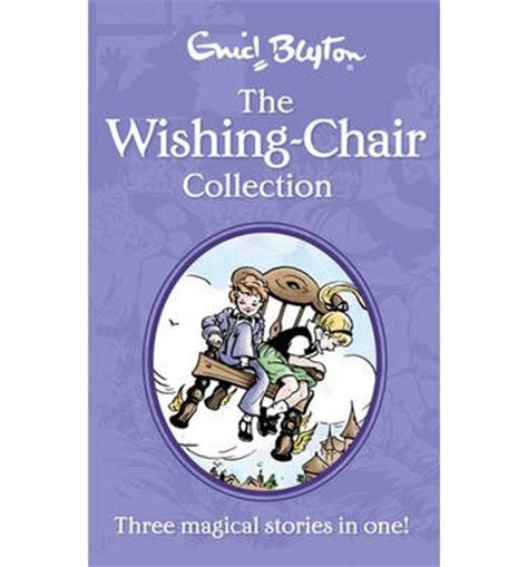 Aboard The Wishing enid blyton the wishing chair collection enid blyton