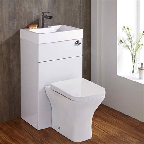 Toilets For Small Bathroom by Toilet With Integrated Basin