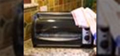 How To Clean Toaster Oven How To Clean A Toaster Oven 171 Housekeeping Wonderhowto