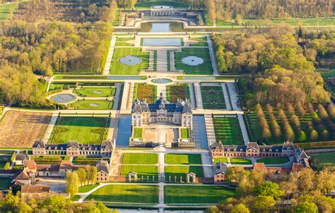 vaux le vicomte hd fond d 233 cran and arri 232 re plan