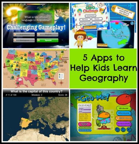 learning geography 5 map apps to help children learn about maps and geography