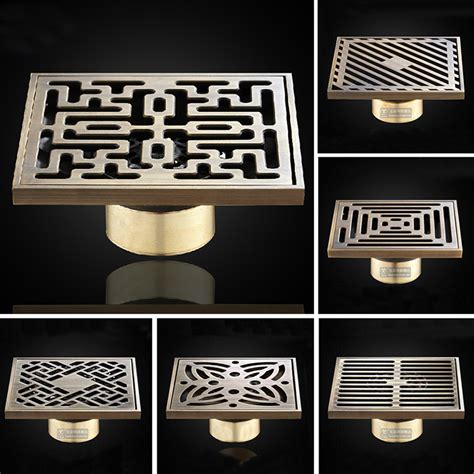 Bathroom Shower Drain Covers by Decorative Shower Drain Cover Promotion Shop For