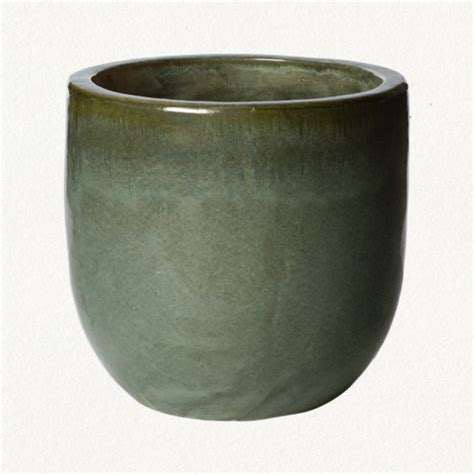 Planters Pots by Glazed Egg Planter Indoor Pots And Planters