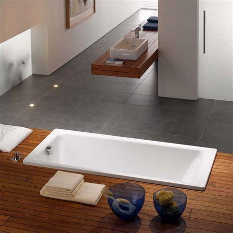 kaldewei bathtub kaldewei puro single ended steel bath tub uk bathrooms