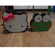 MANUALIDADES Como Hacer Bolso Dulcero Keroppi Amigo Hello Kitty De