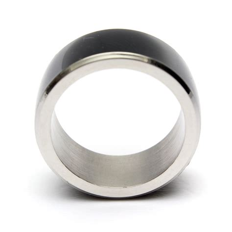 ring my android timer ring mj02 nfc magic wear smart ring for android windows system cell phone ebay